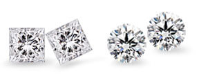 Pair Diamond Setting